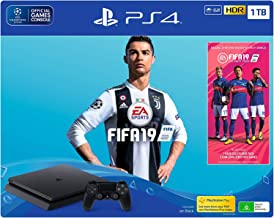 PlayStation 4  1TB - FIFA 19 Edition