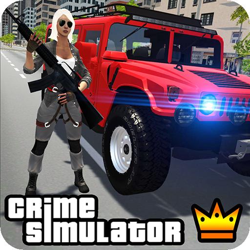 Real Girl Crime Simulator Grand City