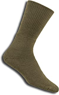 Thorlos Moderate Cushion Military Mid Calf Boot with a Helicase Sock Ring
