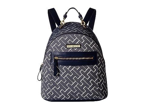 汤米希尔费格Tommy Hilfiger Claudia Dome Backpack双肩包