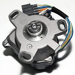 Brand New Compatible Ignition Distributor w/Cap & Rotor TD-52U TD-59U for 92-95 Honda Accord Prelude 2.2L External Coil 30100-PT3-A12 Hollander 606-58717