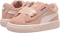 Puma Kids Suede Heart Jewel (Toddler)