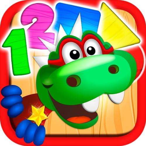 Dino Tim Versión Completa: Juego de preescolar