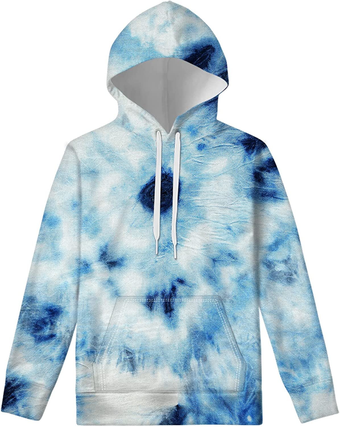 KUILIUPET Hoodies Pullover Tops Sweatshirt for Girls Boys Juniors Kids Loose Sweater Long Sleeve with Pockets