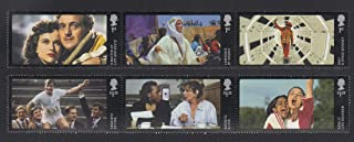 Great British Film Lawrence of Arabia Collectible Postage Stamp Set