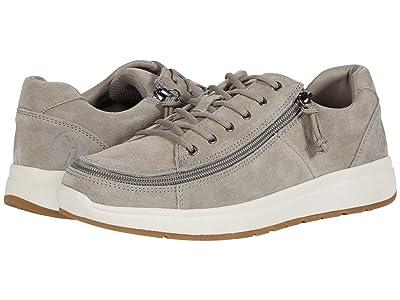 BILLY Footwear Comfort Suede Lo (Grey) Women