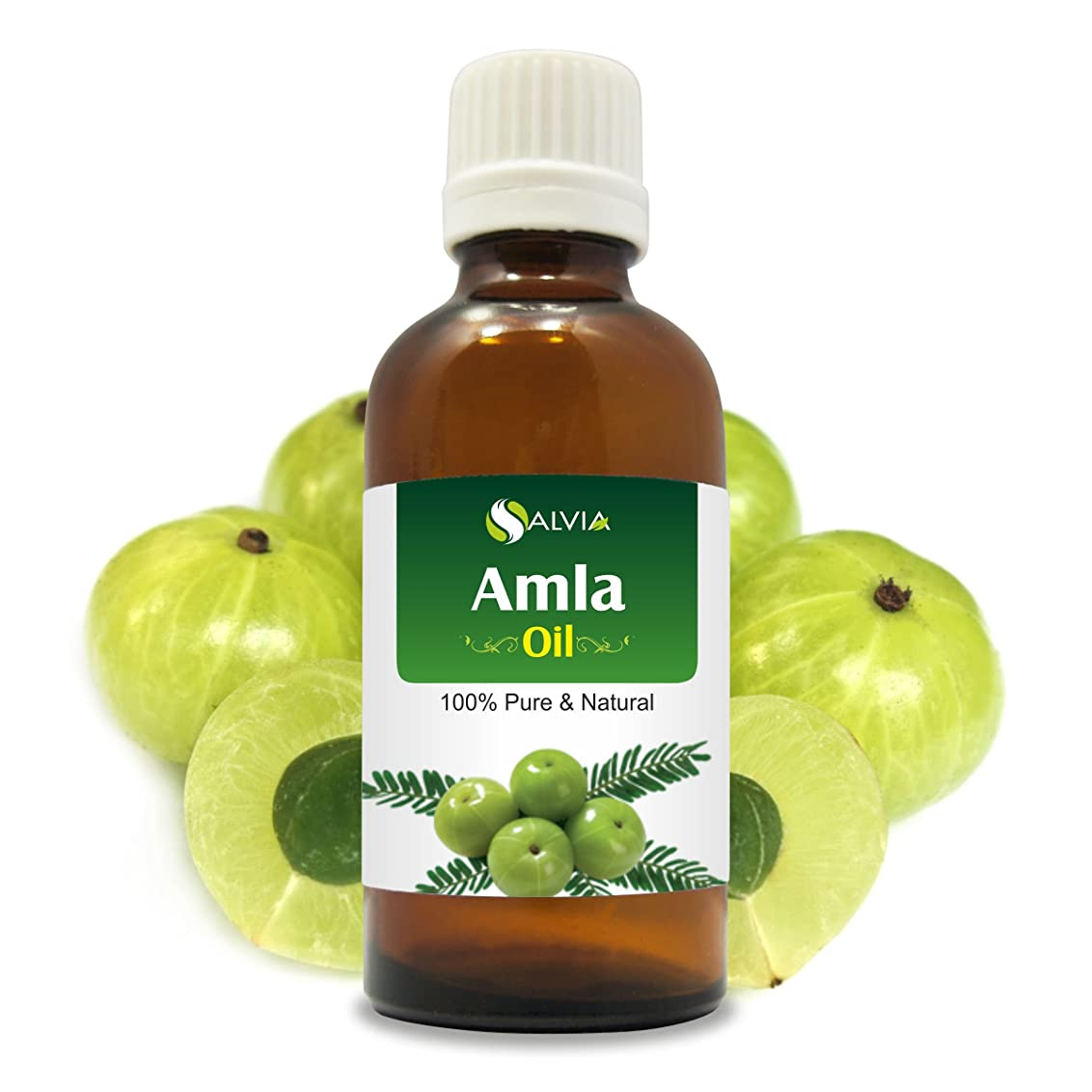 啓発する遺跡六AMLA OIL 100% NATURAL PURE UNDILUTED UNCUT ESSENTIAL OIL 100ML