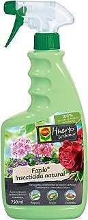 Compo Fazilo insecticida natural, Pulverizador, Control de plagas en plantas ornamentales de inte...