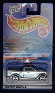 Hot Wheels 2000-085 Dodge Power Wagon 25 of 36 First Edition 1:64 Scale