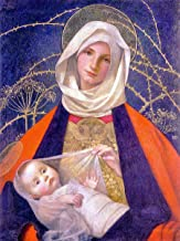 Odsan Gallery Madonna And Child - By Marianne Stokes - Canvas Prints 12