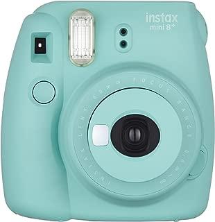 Fujifilm Instax mini 8+ (nane) instant kamera + bile film Shot ayna selfie için kullanım (Japonya'dan ithal) Regular INS MINI 8P MINT