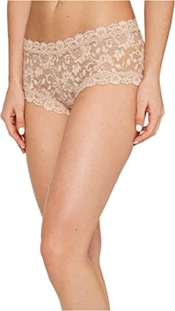Cross Dye Signature Lace Boyshort