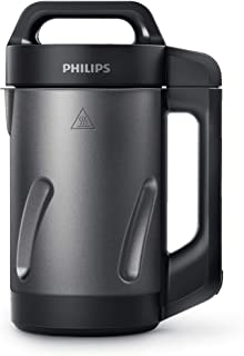 Philips Kitchen Appliances Philips Soup Maker, Makes 2-4 servings, HR2204/70, 1.2 liters,..