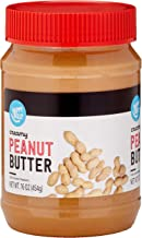 Amazon Brand - Happy Belly Creamy Peanut Butter, 16 Ounce