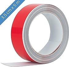 Amazon.es: cinta magnetica adhesiva