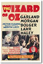 PosterEnvy New Vintag Wizard of Oz Movie Poster