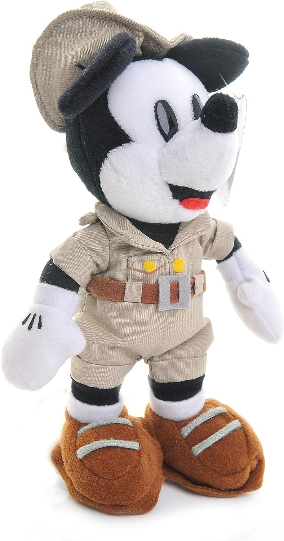 1999 Disneyana Convention Safari Mickey Bean Bag [Toy]
