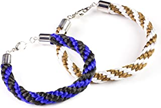 Cousin DIY 9pc Kumihimo Round Starter Kit - Makes 2 Bracelets