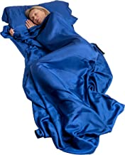 silk sleeping bag liner canada