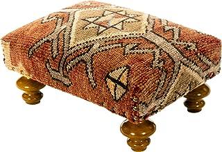 Foot Stool - Turkish Rug Ottoman
