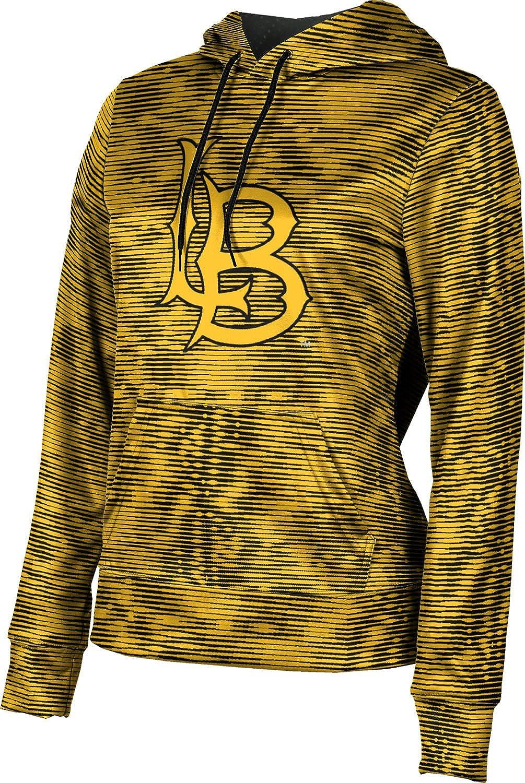 ProSphere California State University Long Beach Girls' Pullover Hoodie, School Spirit Sweatshirt (Velocity)