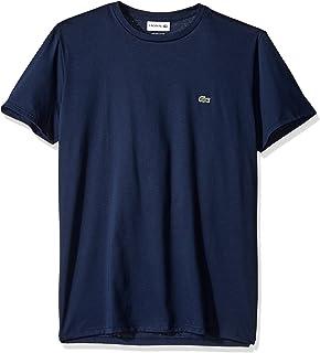 Lacoste Short Sleeve Crew Neck Pima Cotton Jersey T-Shirt