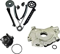 Diamond Power Timing Chain Kit & Oil Pump Water Pump works with Ford Excursion E250 F150 5.4 L Triton