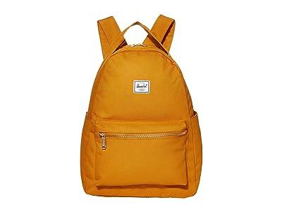 Herschel Supply Co. Nova Mid-Volume (Buckthorn Brown) Backpack Bags