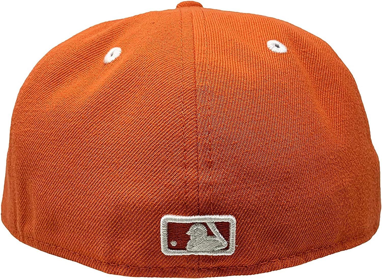 New Era Arizona Diamondbacks Fitted Hat 59Fifty MLB Flat Bill Baseball Cap