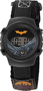 Kids' 80062B Character Batman Digital Watch