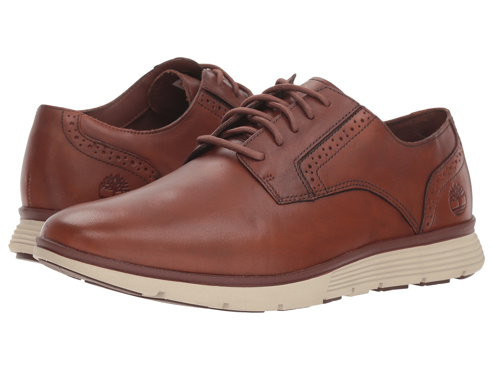 Zapato Casual para Mujer Timberland Franklin PRK PT Brogue OX  + Timberland en VeoyCompro.net