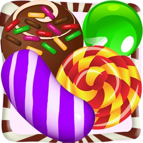 Süßigkeiten addict