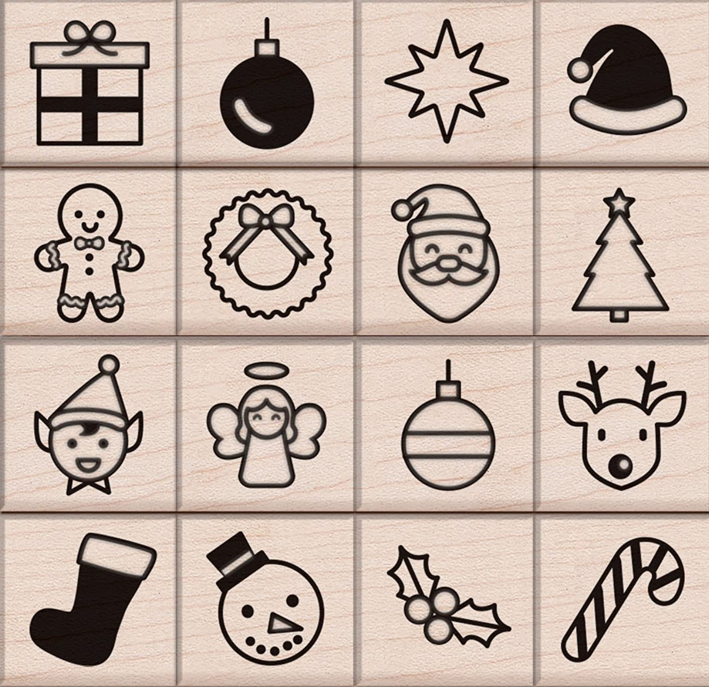 Hero Arts Holiday Icons