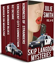 Skip Langdon Vol. 6-10 : Five Gripping Police Procedural Thrillers (The Skip Langdon Series)