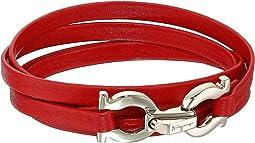 Salvatore Ferragamo - 344763 Gancini Bracelet