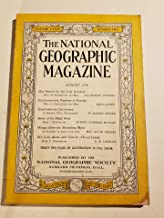 National Geographic Magazine, August 1938 (Vol. 74, No. 2)