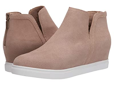 Blondo Genna Waterproof Sneaker (Sand Suede) Women