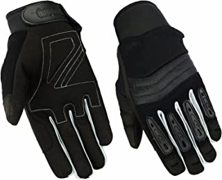 Mens Air Cooled No Sweat Knit Extreme Comfort Riding Glove
