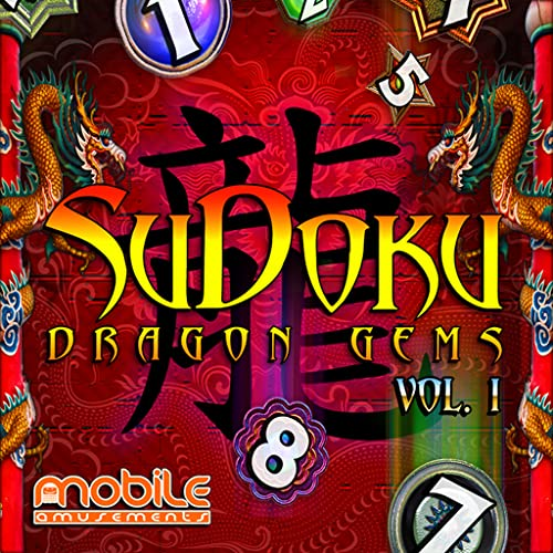 Sudoku Dragon Gems Vol.I TV