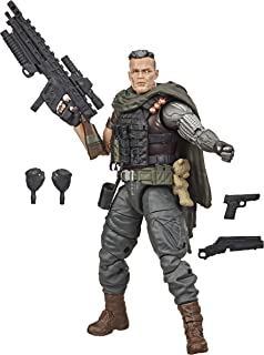 Hasbro Marvel Legends Series X-Men 6-inch Collectible Cable Action Figure Toy, Includes 5 Accessories, For Kids Ages 14 An...