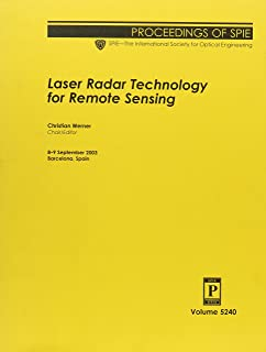 Laser Radar Technology for Remote Sensing (Proceedings of SPIE)