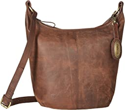 Plymouth Distressed Bucket Hobo
