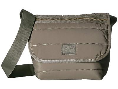 Herschel Supply Co. Grade Mini (Dusty Olive) Messenger Bags
