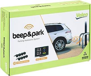 Valeo VAL632202 Asistente con 8 sensores y pantalla LCD para