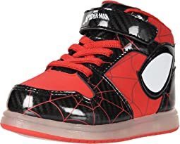 SPF365 Spiderman™ Motion Lights Hi Top (Toddler/Little Kid)