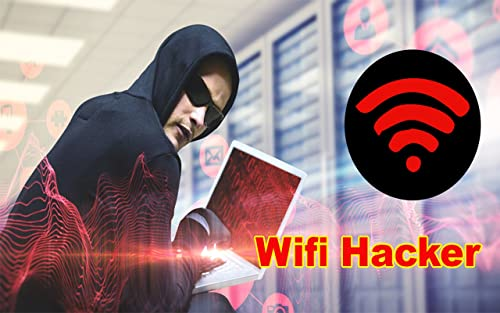 『Wifi Hacker Prank Free』のトップ画像