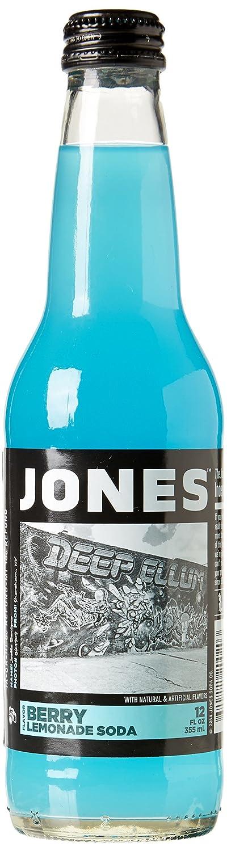 Jones Superlatite Soda Berry Lemonade oz Selling 12