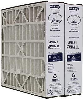 Trion Air Bear Filter 259112-103 MERV 11 (20x20x5