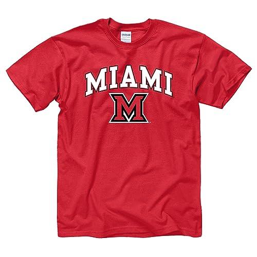 big sale 77d6a cec29 Campus Colors NCAA Adult Arch   Logo Soft Style Gameday T-Shirt - Multiple  Teams