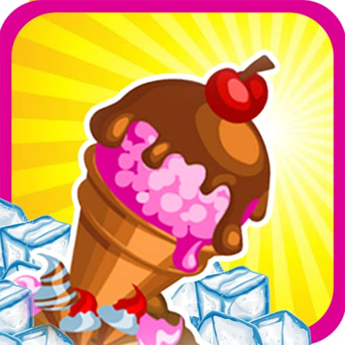 Juego de helado Fresco